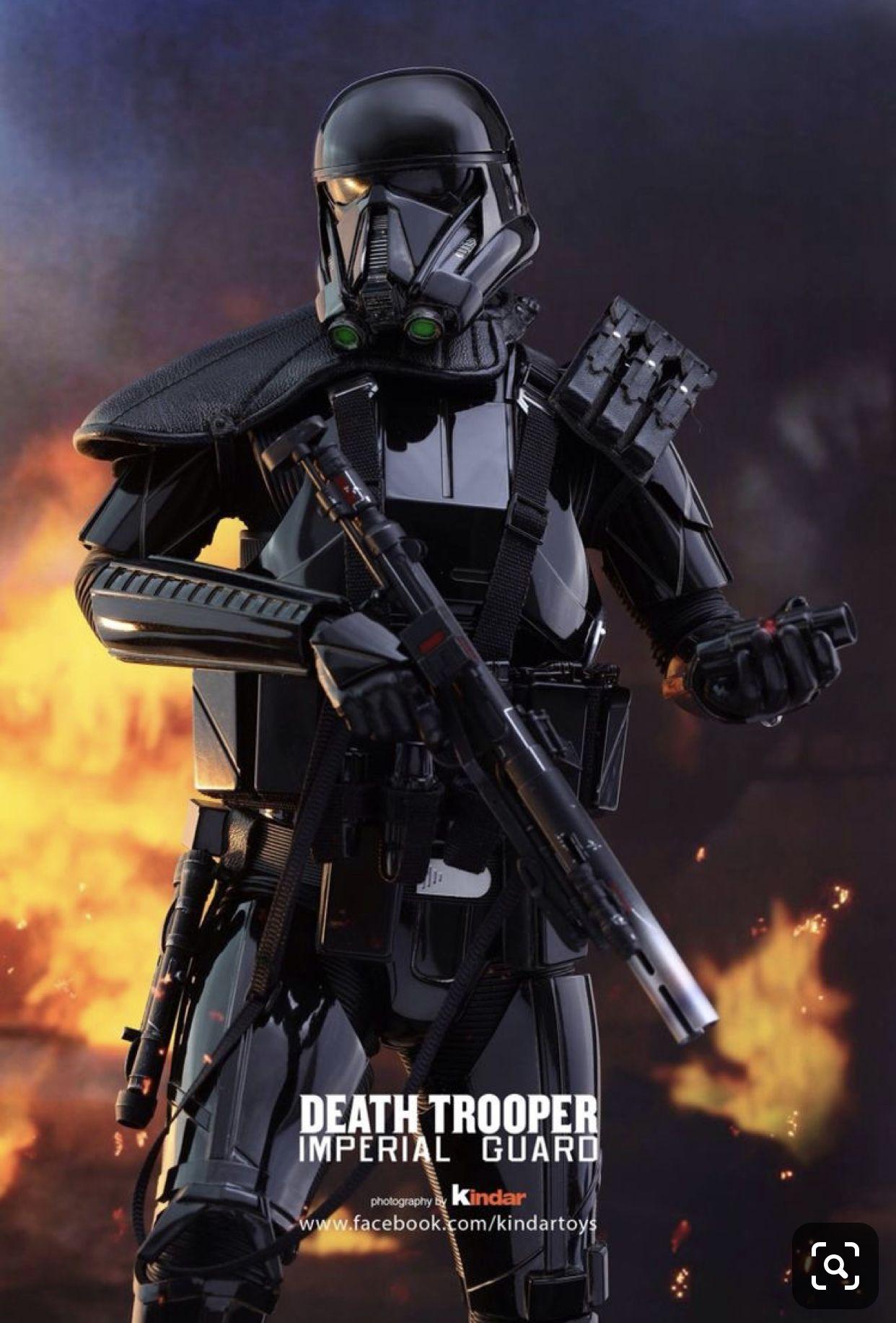 Star Wars Death Trooper Wallpaper