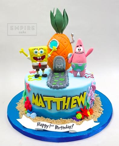Miraculous Homepage With Images Spongebob Birthday Cake Birthday Cake Kids Funny Birthday Cards Online Alyptdamsfinfo