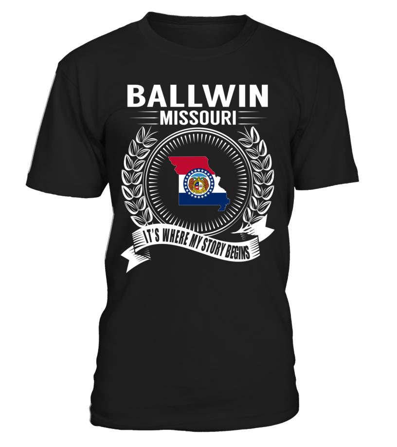 Ballwin, Missouri - It's Where My Story Begins #Ballwin