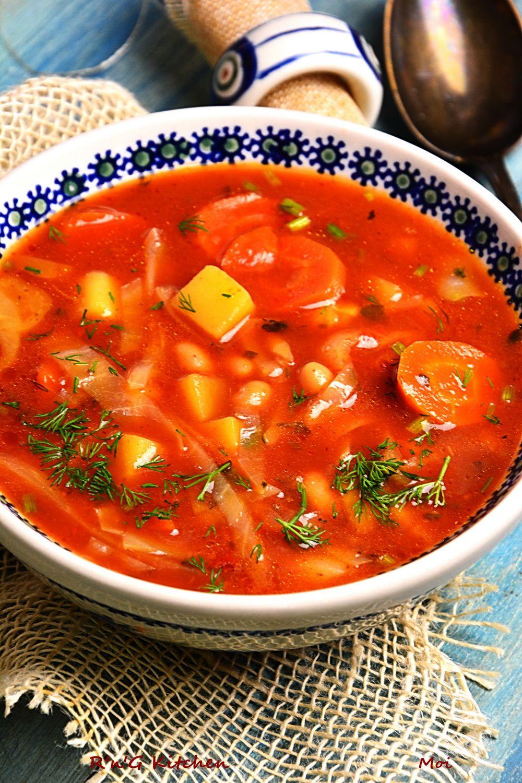 Oto i jest! Pomidorowy zawrót głowy