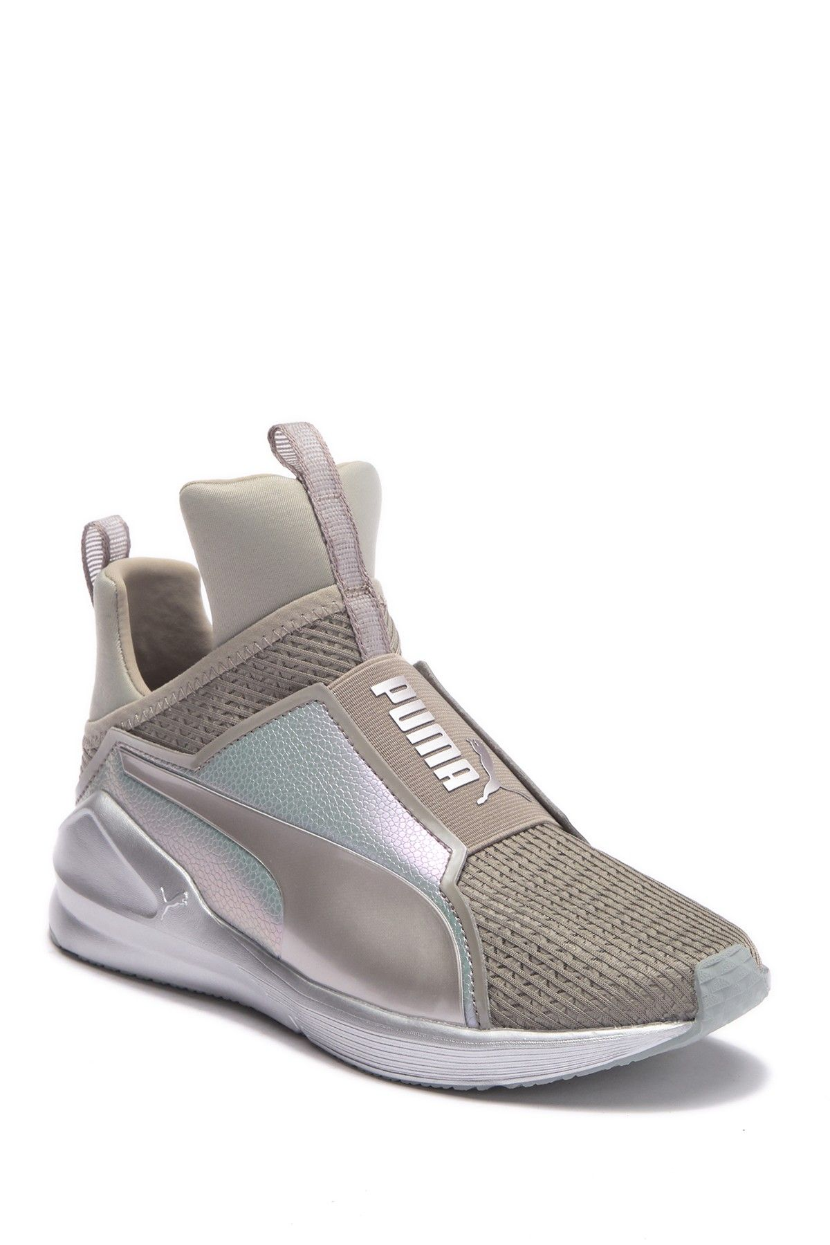 PUMA | Fierce EP Metallic Sneaker | Sneakers, Puma shoes