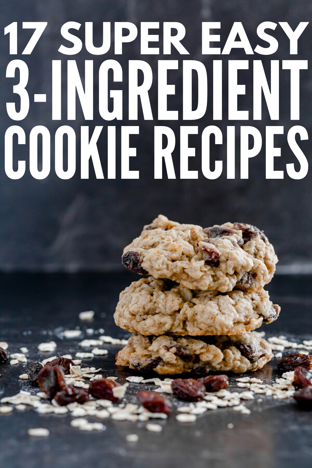 85 Simply Delicious 3-Ingredient Desserts for Every Occassion -   17 sugar cookie recipe easy 3 ingredients no egg ideas