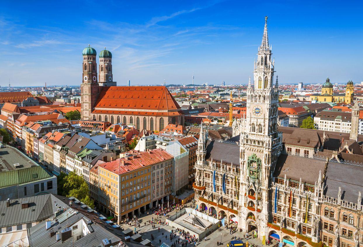 Sao Paulo Voltar A Ter Voos Diretos Para Munique Na Alemanha