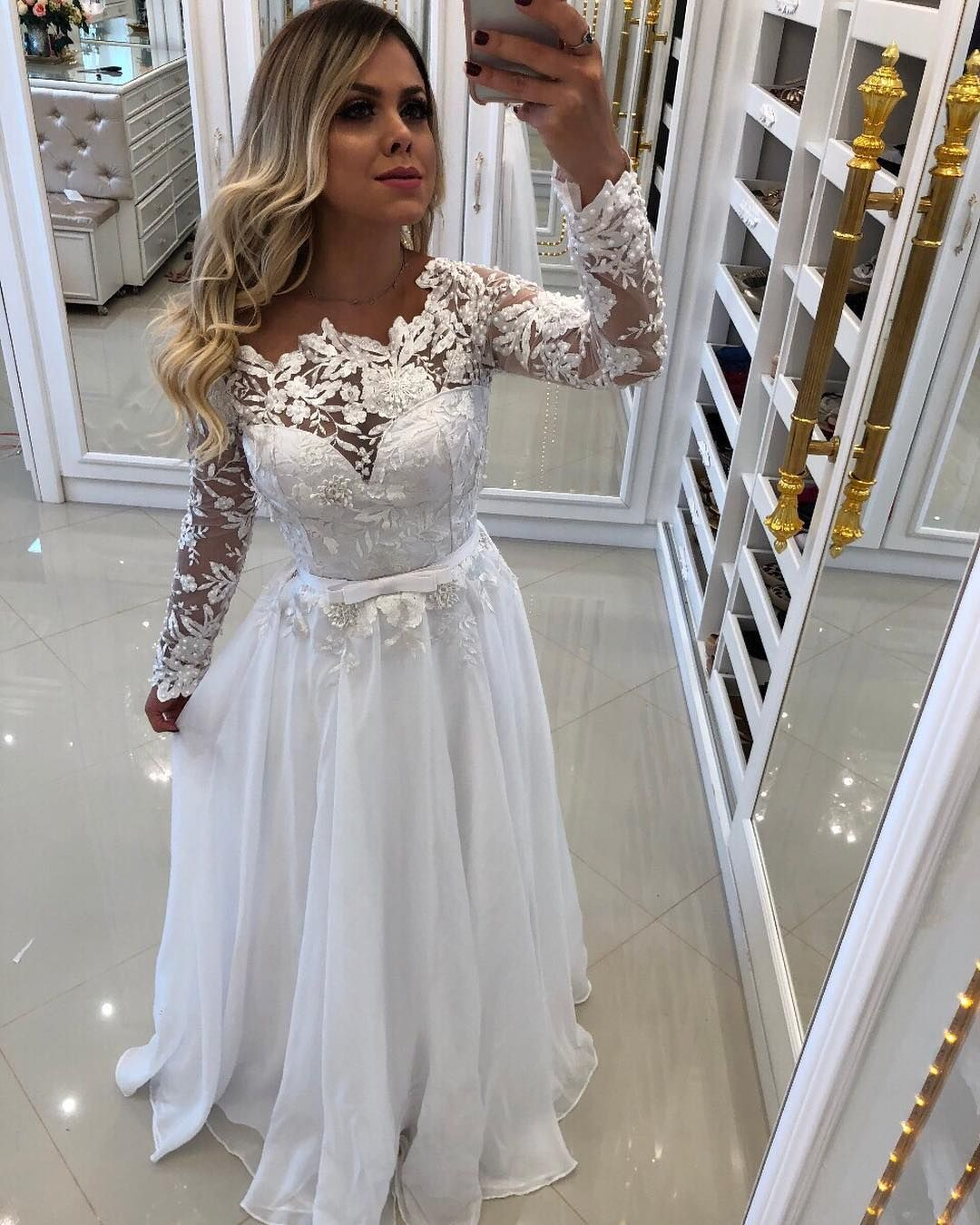 Atelier Vestidos Barbara Melo On Instagram E Olha Só Quem