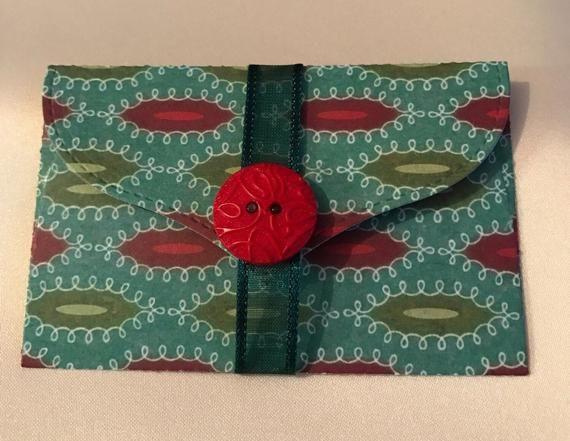 Photo of Weihnachtsstern Weihnachtskartenhalter | beutel | DIY Gutschein | Gutscheininhab…