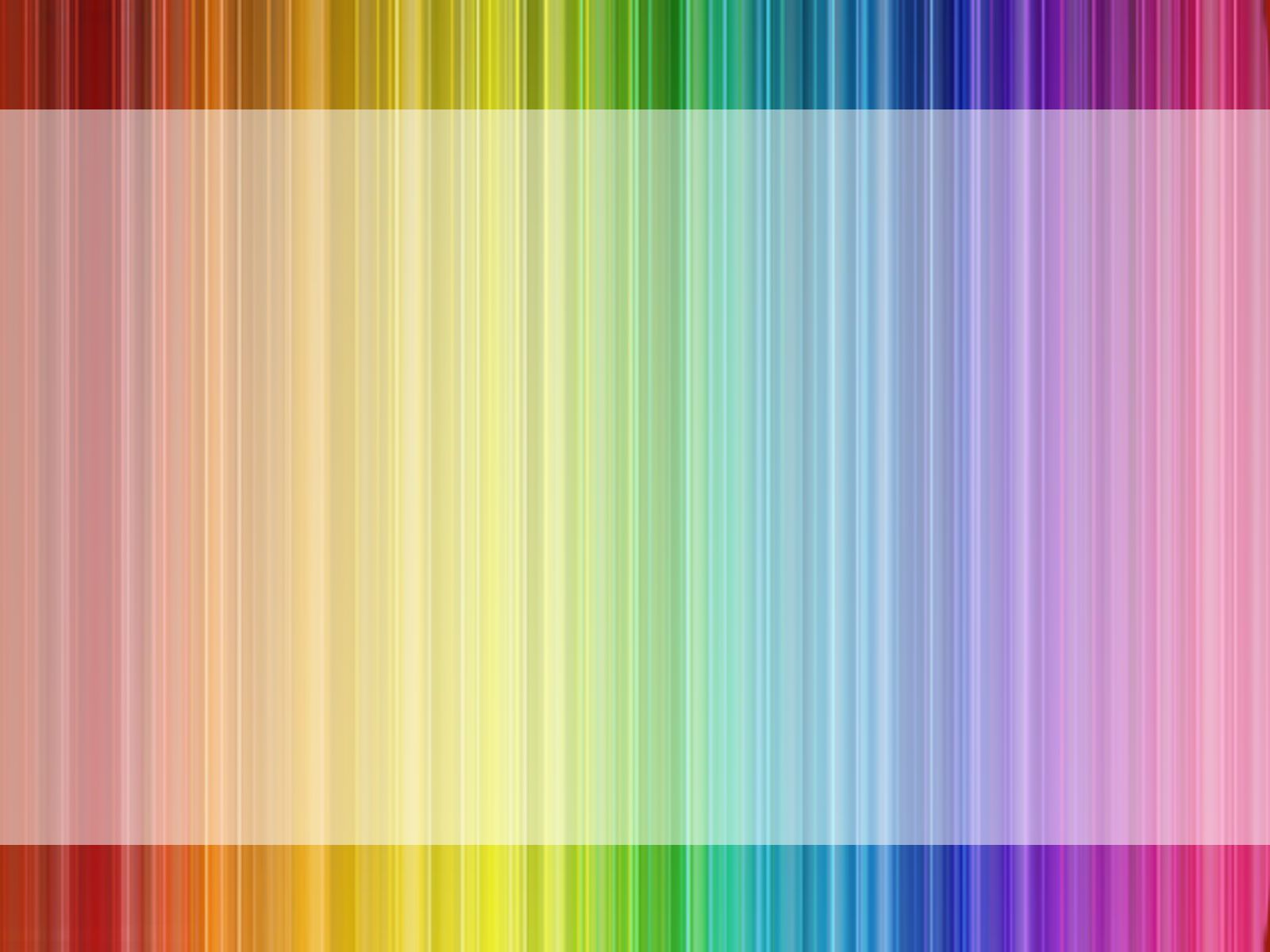 Free Powerpoint Rainbow Background Kolase Foto