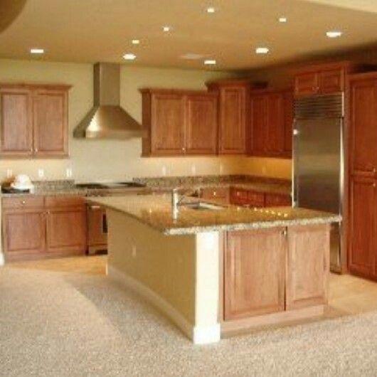 Cocinas me gusta color y la cubierta  cocina  Phoenix