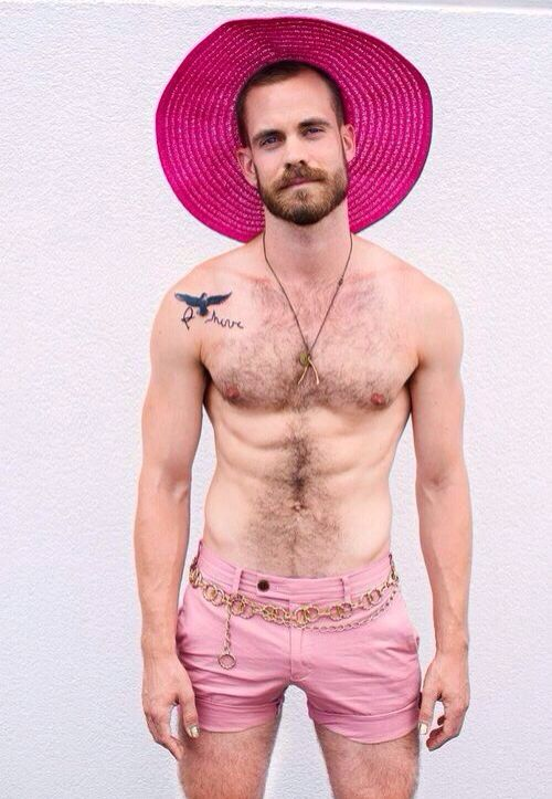Pinkworld hairy