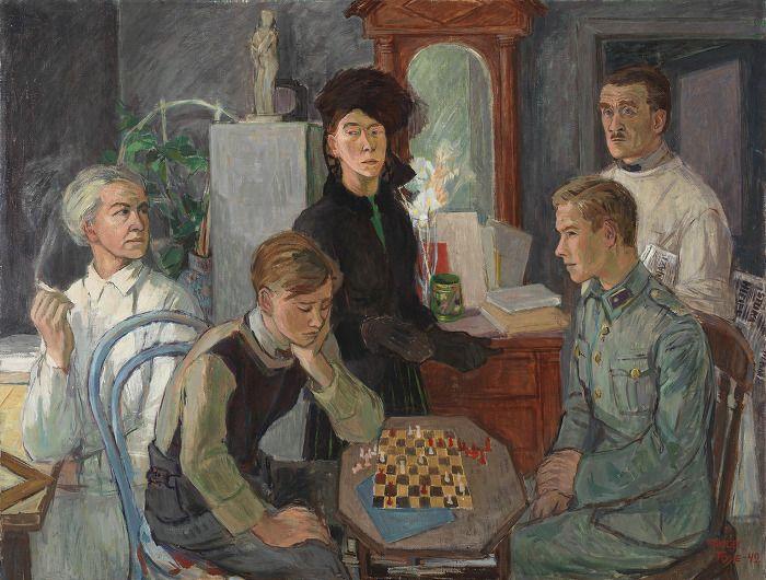 "Tove Jansson ""Family"", 1942"