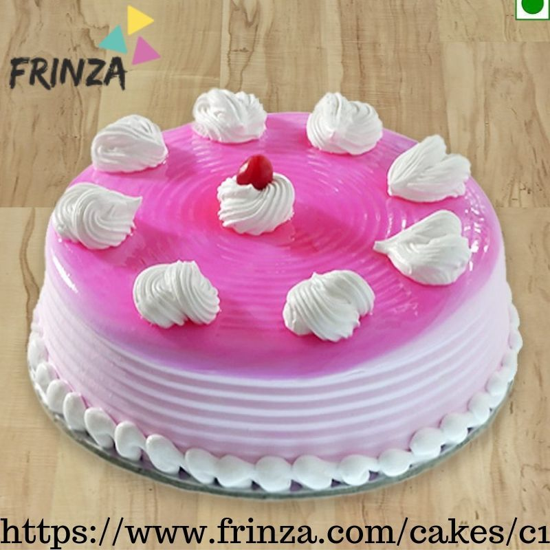 Choose The Best Online Cake Delivery For Birthday In Bangalore Order Flavorsome Cakes And Add More Sweetne Strawberry Cakes Cake Online Birthday Cake Delivery