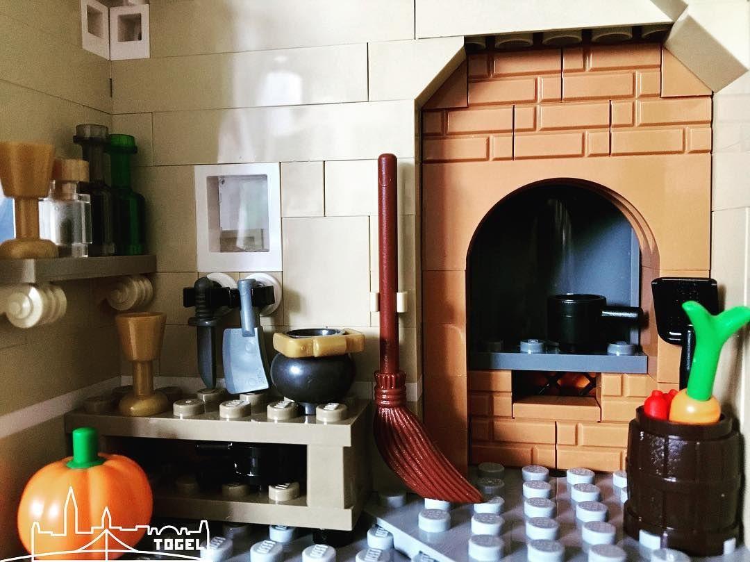 Cooking time! #lego #disney #disneycastle #princess #disneyprincess ...