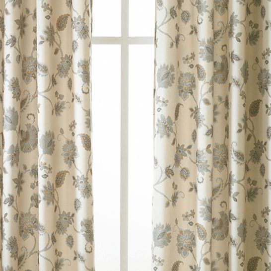 Linden Street Odette Grommet Top Curtain Panel Jcpenney