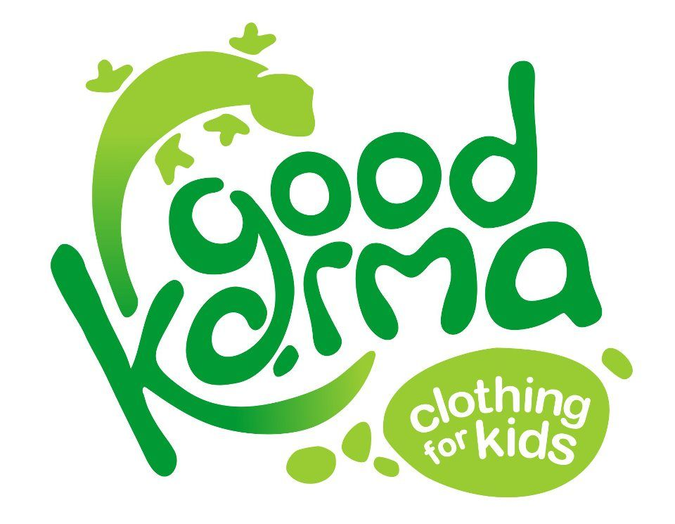 gtgoodkarmaclothingforkids logo Kids clothing
