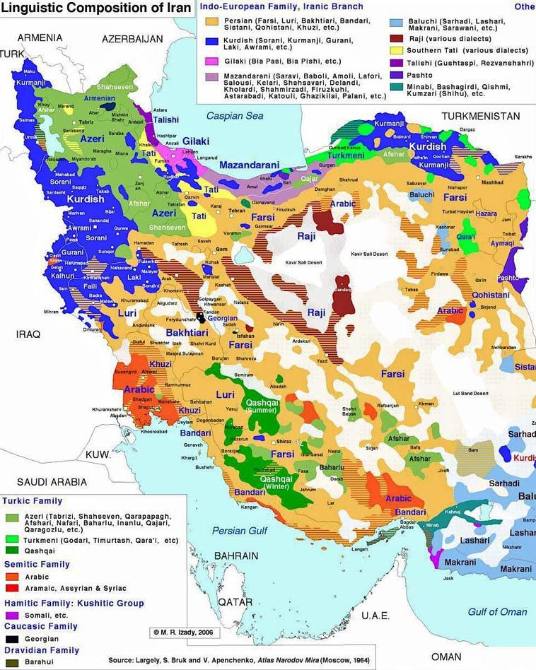 Iran Politics Club Iran Ethnic Population Attractions