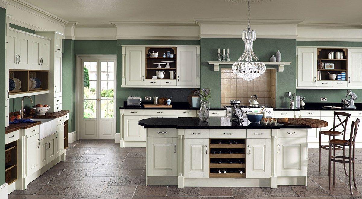 Windsor classic ivory kitchen pinterest windsor fc kitchen