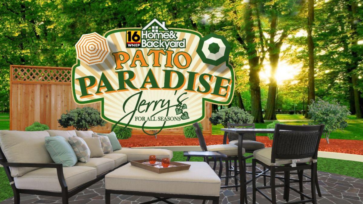 Patio Paradise Contest
