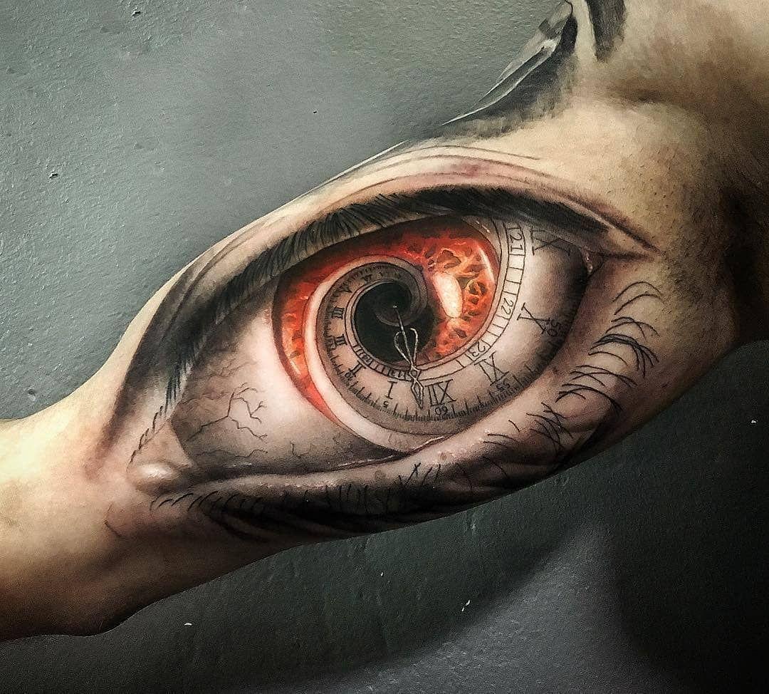 [50 Фото] Татуировка Глаз для Мужчин и Женщин - [50 Фото ...