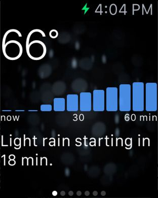 Apple Watch apps with Complications [Part 1] While