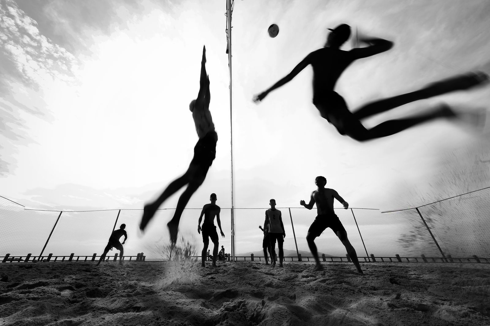 Vietnam Volleyball Image National Geographic Your Shot Photo Of The Day Beach Photos Photo Volleyball Photography