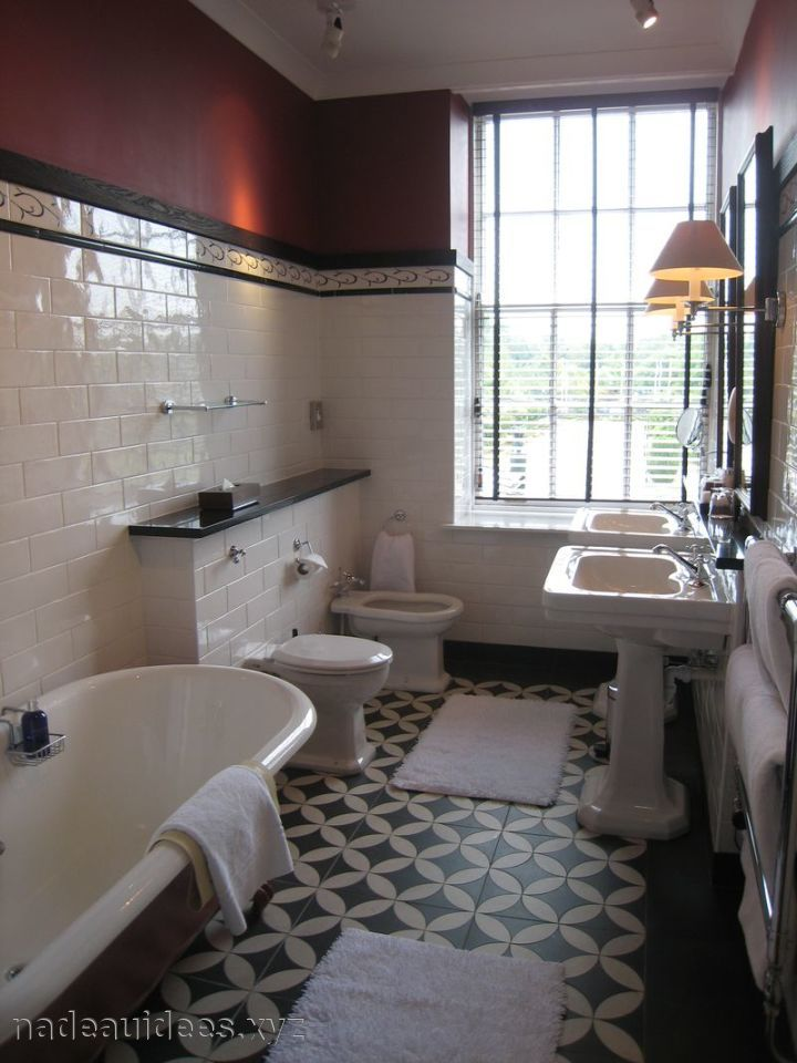 Best Salle De Bain Vintage Pinterest Pictures - Awesome Interior ...