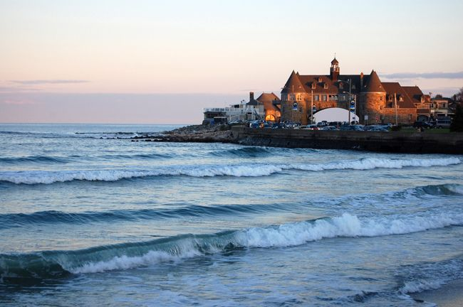 Best Beach Towns In New England Narragansett Beachrhode Island