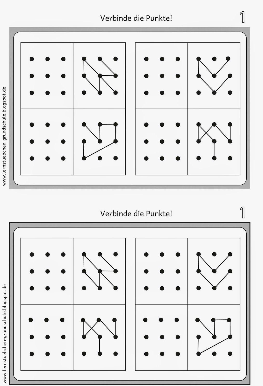 Punkte+verbinden+2+Linkshänder+LS+dünnere+Linien-2.jpg 1.091×1.600 ...