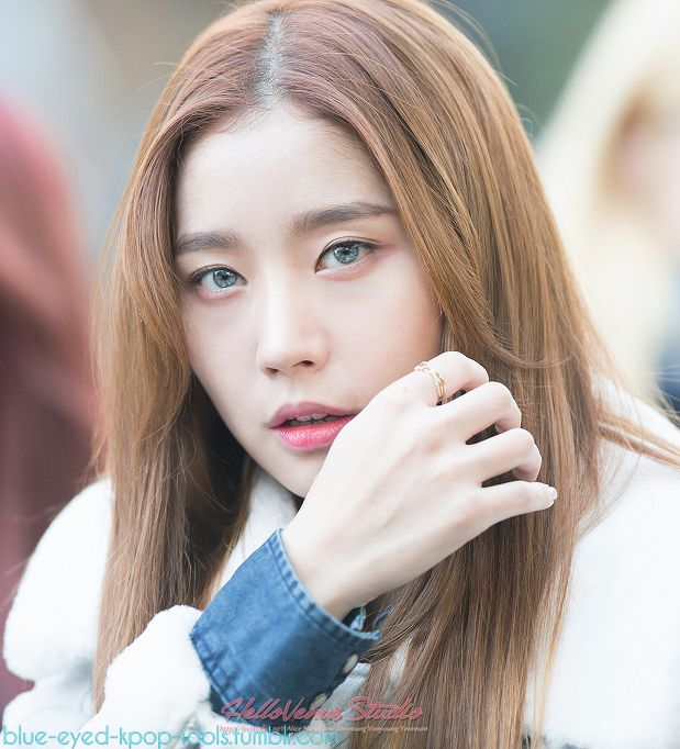 Hello Venus Yooyoung By Blue Eyed Kpop Idols
