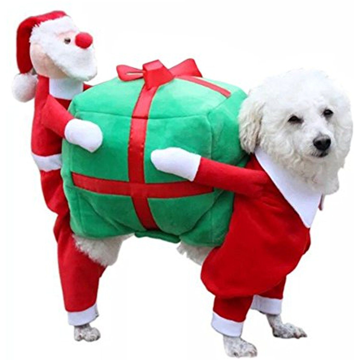 Dog Christmas Dress Party Dress Multiple Sizes Big Dog Puppy Is ...