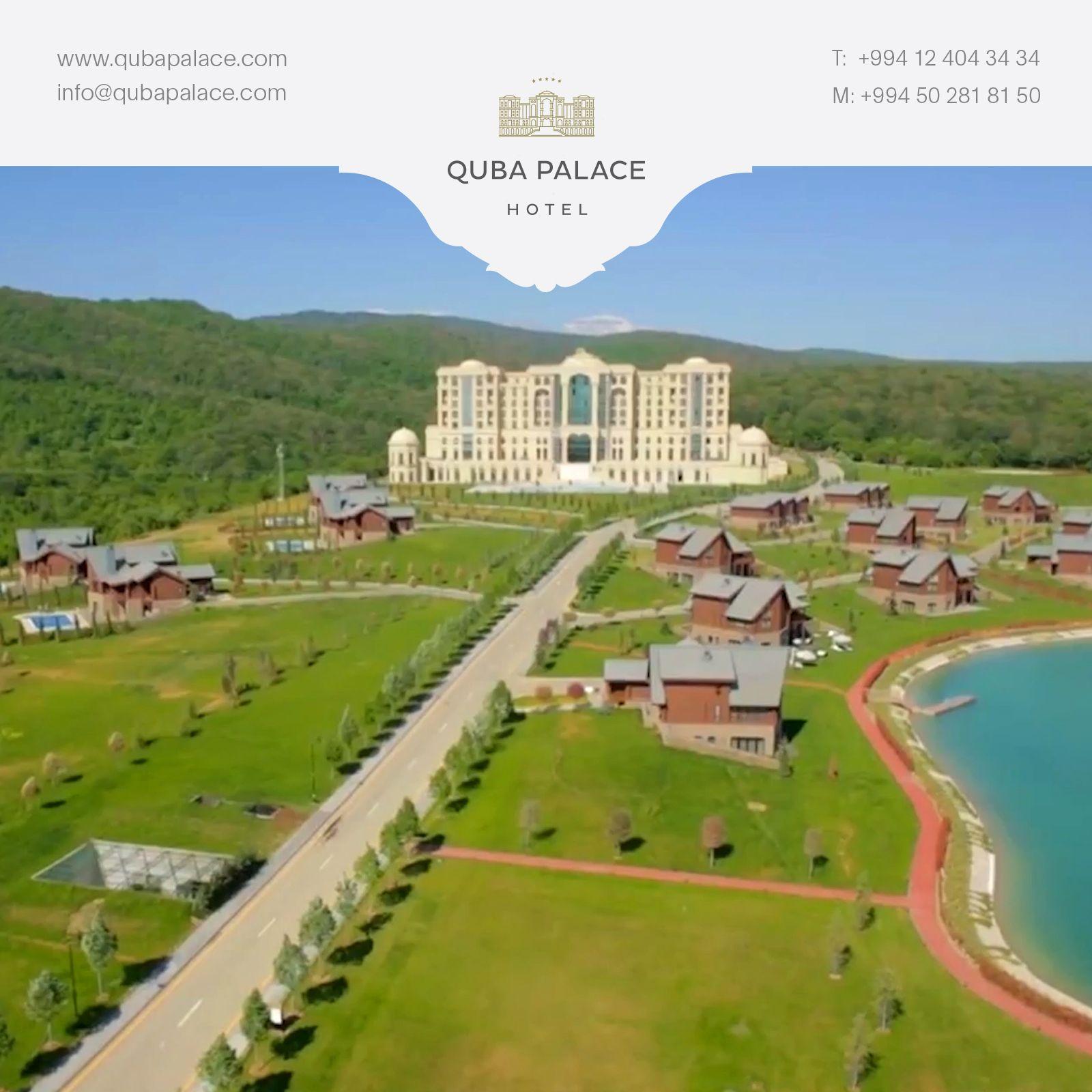 Istənilən Aspektdən Fərqliliyini Gostərən Quba Palace Hotel Təbii Gozəlliyin əsas Unvanidir Distinguished By Its Palace Hotel Hotel Palace