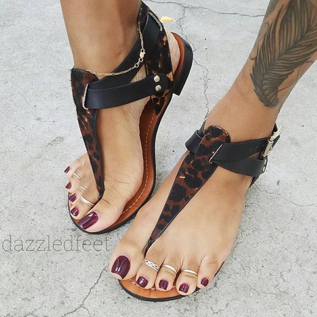 Sandal porn