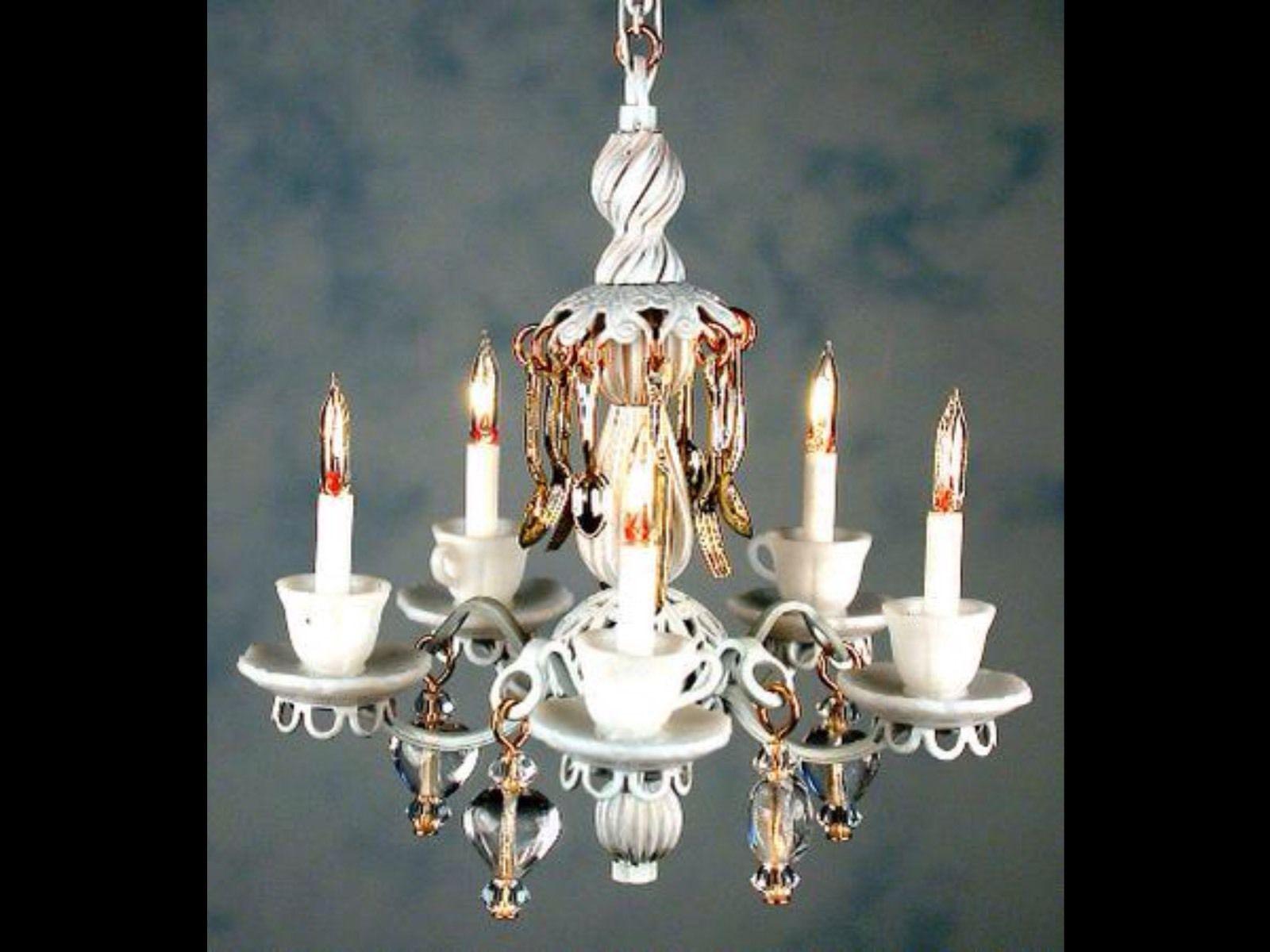 lighting for dollhouses. Http://www.ebay.com/itm/DOLLHOUSE-MINIATURE- Lighting For Dollhouses A