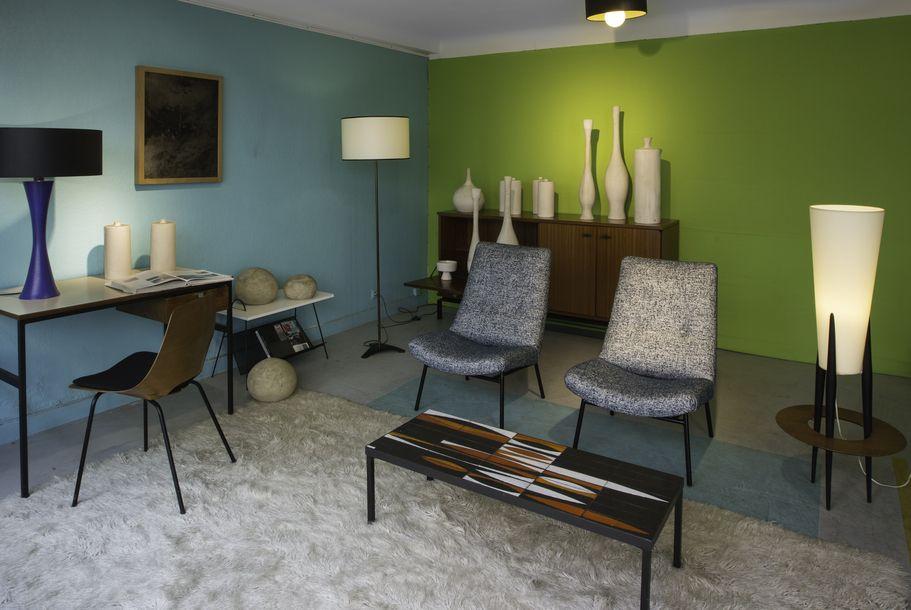 Great Designer Vintage Furniture Shop 14 Rue Francois