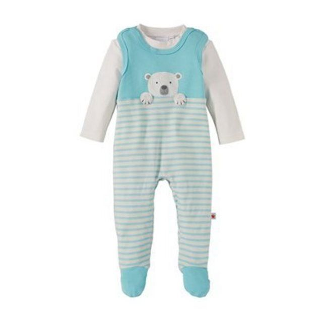 BORNINO L ensemble T-shirt + grenouillère bébé ensemble bébé BORNINO ... b3c875a97cf
