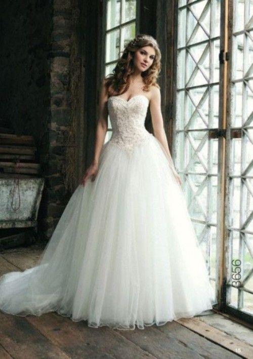 5c4e8da71 35 Vestidos de Novias para sentirte como una Princesa