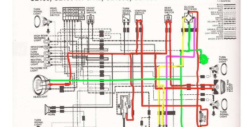 Honda Cb360 Wiring Diagram Wiring Diagram Third Level Cb550 Wiring Diagram Honda Cb360 Wiring Diagram Wiring Diagrams Img Honda Cl Warning Lights Audi Q Coding