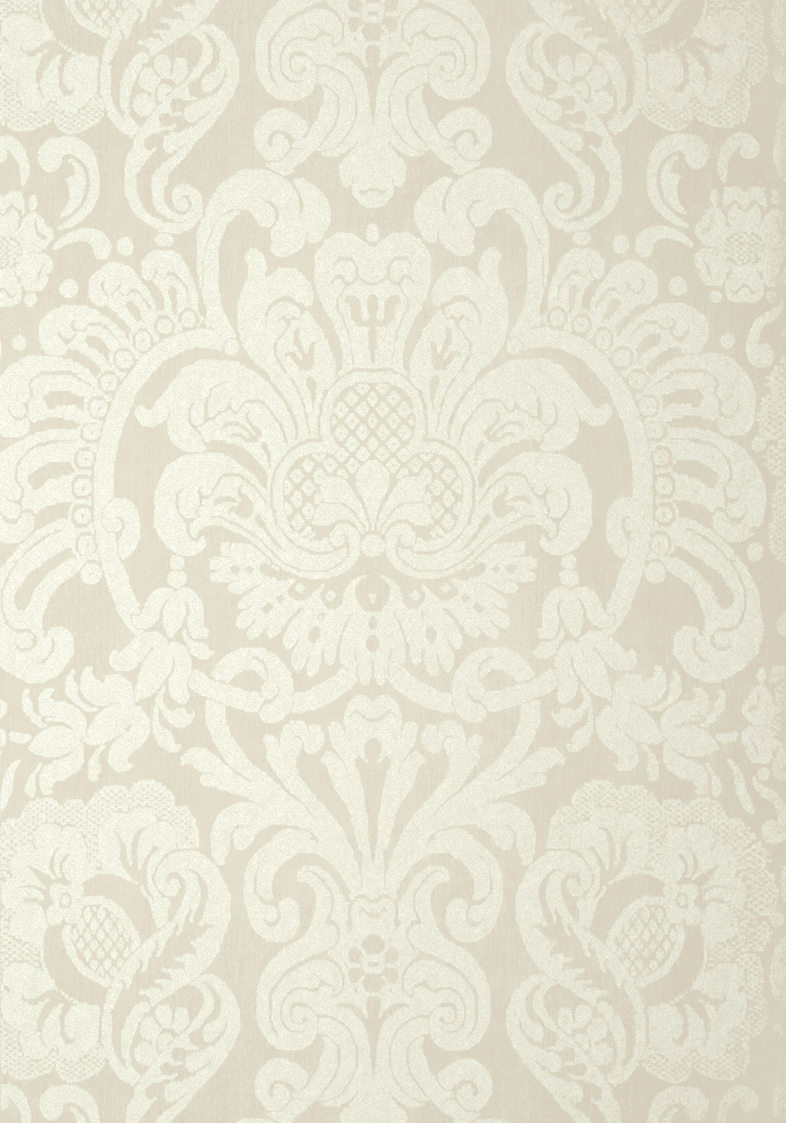 DORIAN DAMASK, Pearl, T89101, Collection Damask Resource 4 from Thibaut shop.wallpaperconnection.com