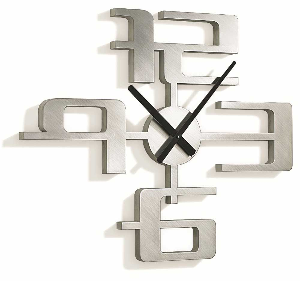 Umbra wandklok big time clocks wall clocks and cnc interiors amipublicfo Choice Image