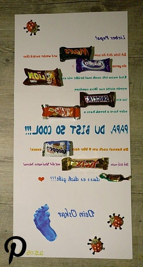Vatertag Mars Milky Way Lion Snickers Kit Kat Knoppers Twix Merci Schokoriegel Plakat Father's Day G Vatertag Mars Milky Way Lion Snickers Kit Kat Knoppers Twix Merci Schokoriegel Plakat Father's Day Gesch…