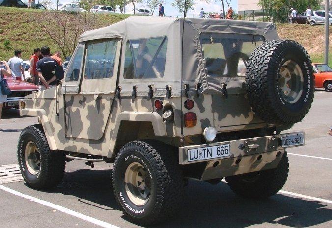 Jeep Engesa
