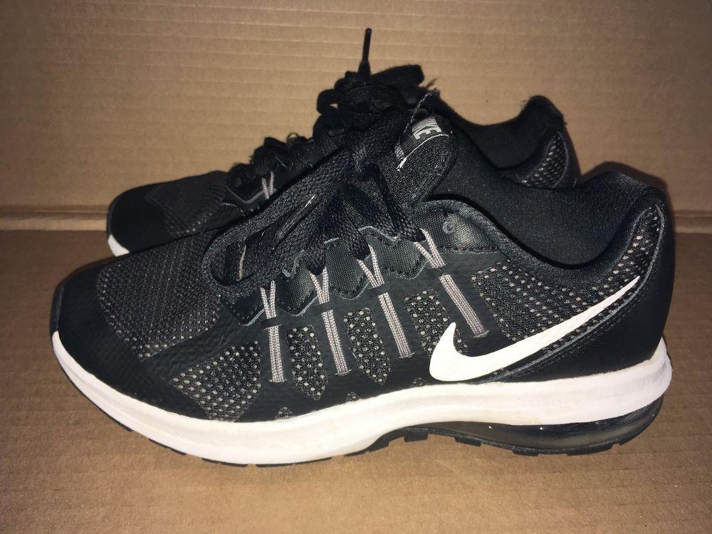 Nike White Athletic Shoe SZ. 4Y