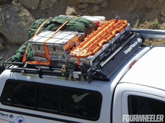Carry Smarter Off Road Truck And Jeep Storage Solutions