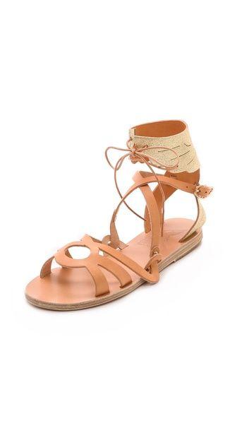 Ancient Greek Sandals Elpida Wing Sandals €207.07 | $270.00