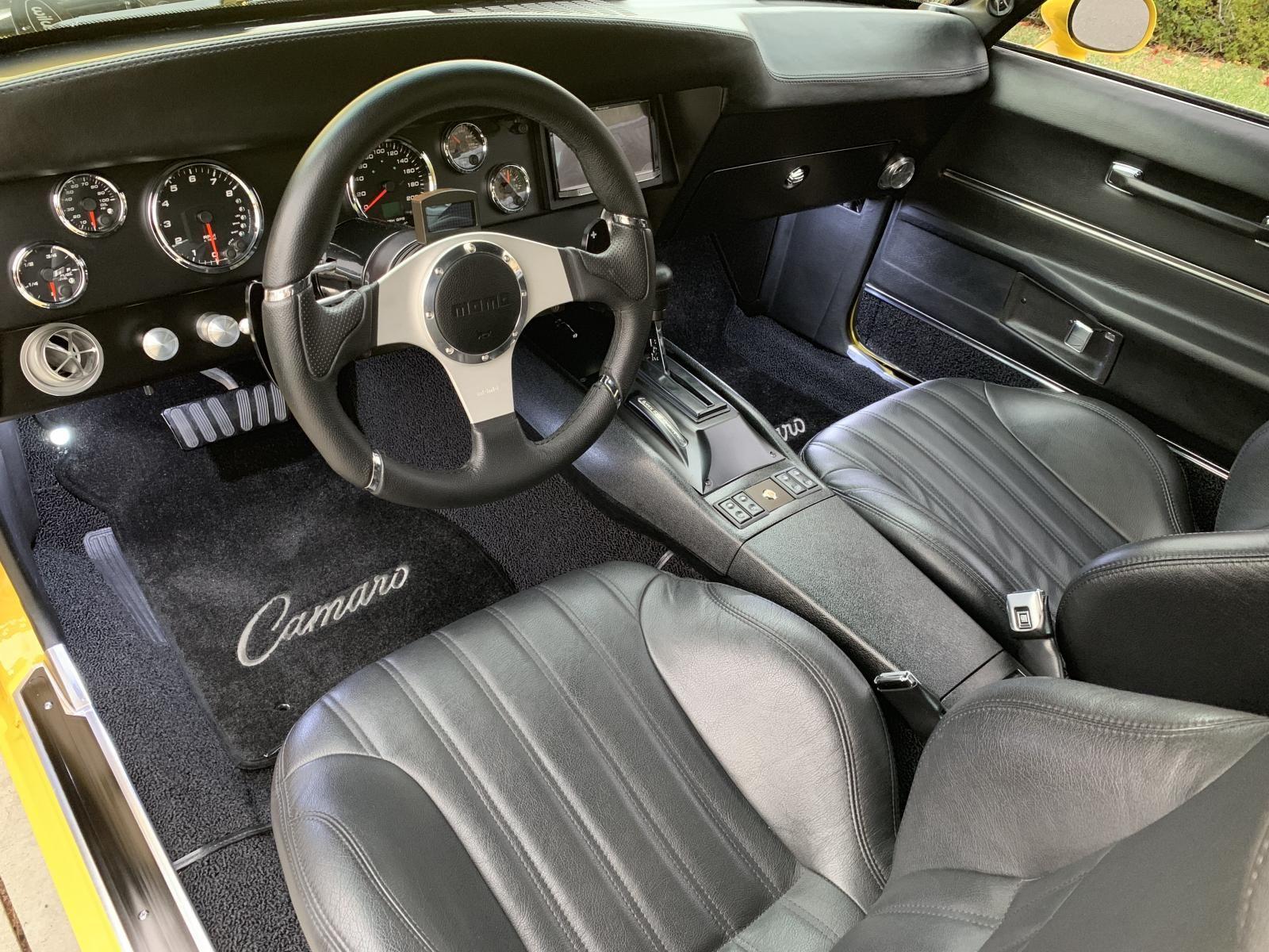 Pin On 1969 Chevrolet Camaro Lt4 Pro Touring Build