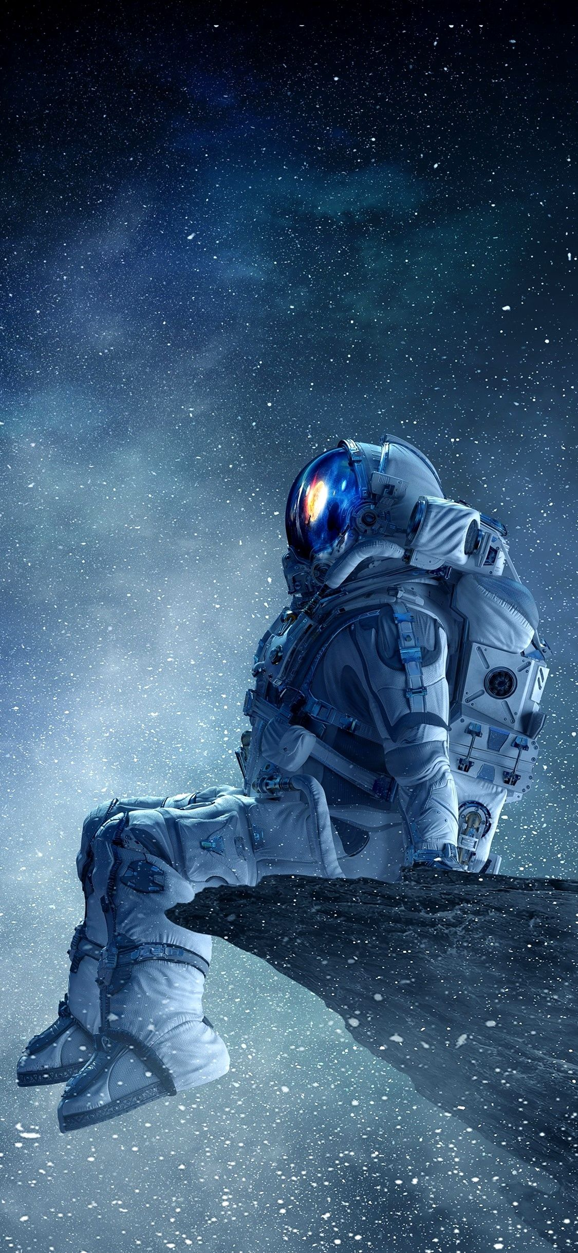 Astronaut Wallpaper 4k Iphone Ideas In 2020 Space Artwork Astronaut Wallpaper Astronaut Art