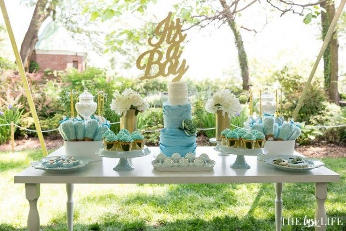 It S A Boy Baby Shower Whimsical Baby Shower Green Baby Shower