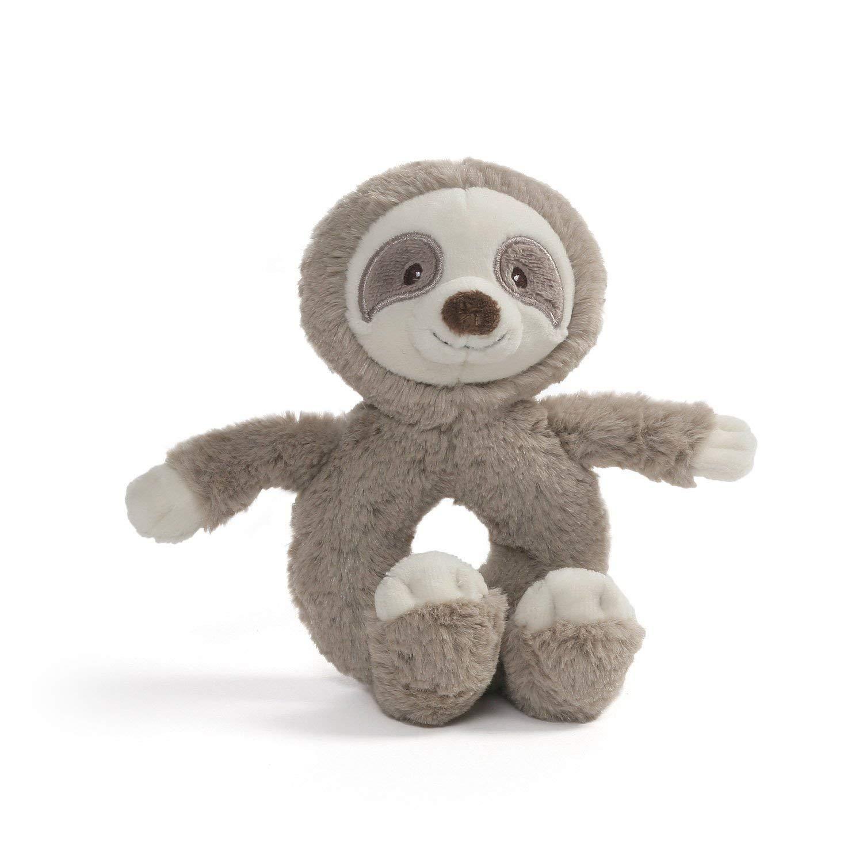Predownload: Baby Toothpick Sloth Rattle Plush Stuffed Animals Sloth Plush Small Dog Toys [ 1500 x 1500 Pixel ]