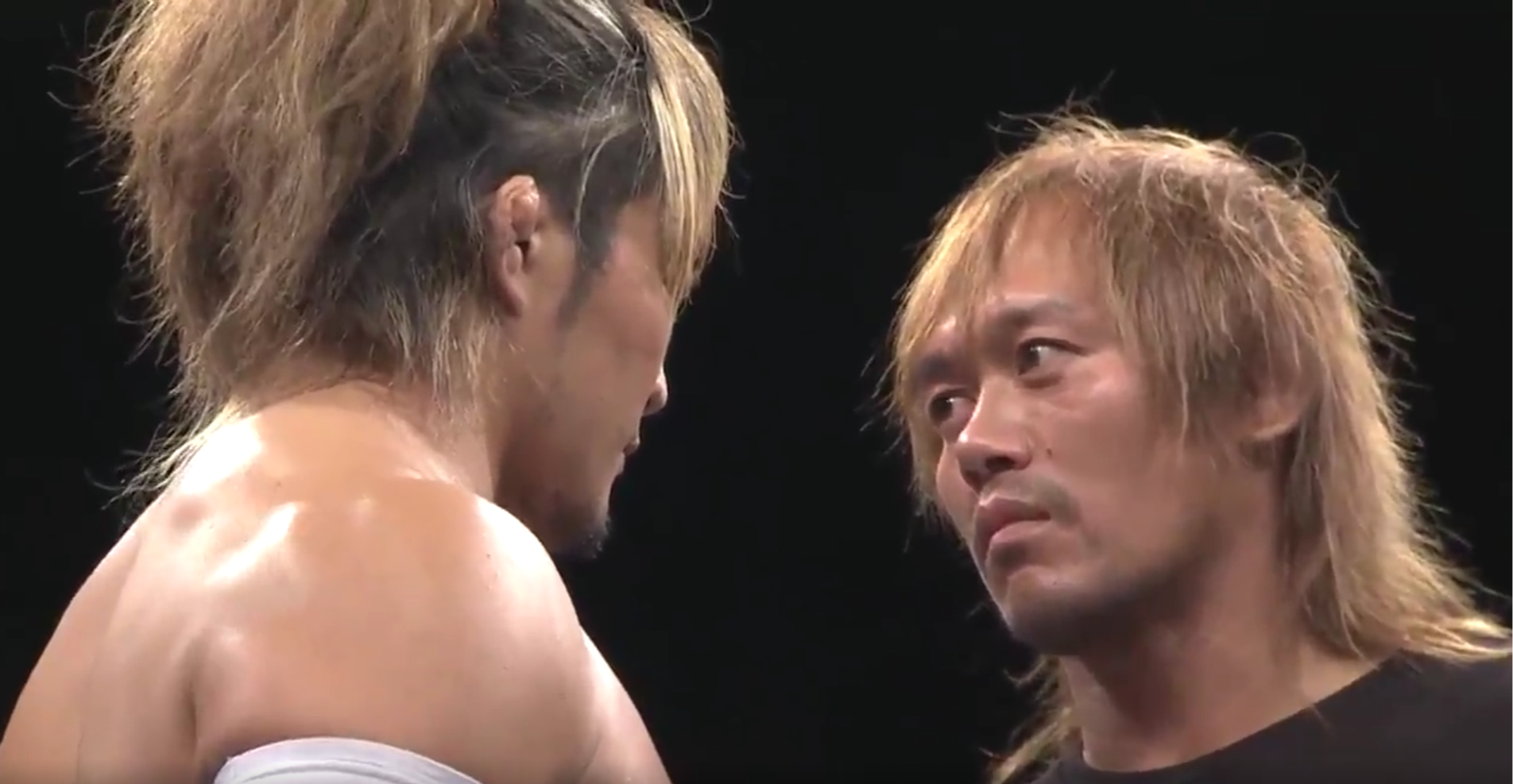 Image result for tetsuya naito vs hiroshi tanahashi