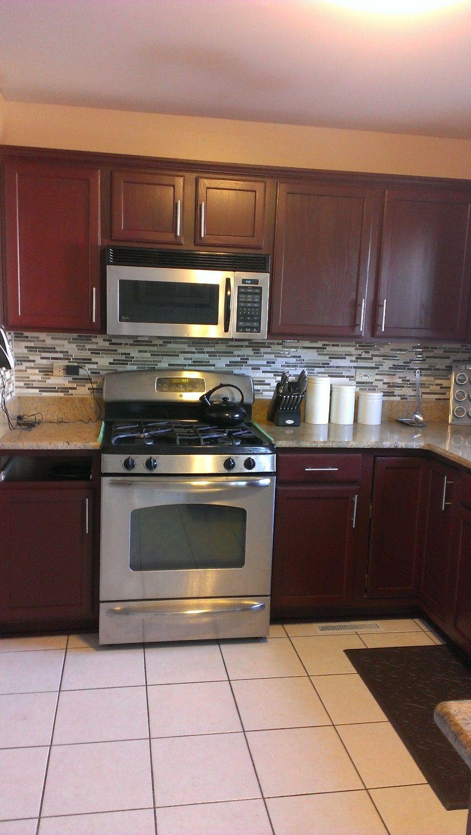 Rustoleum Transformations - Cabernet | Kitchen, Home ...