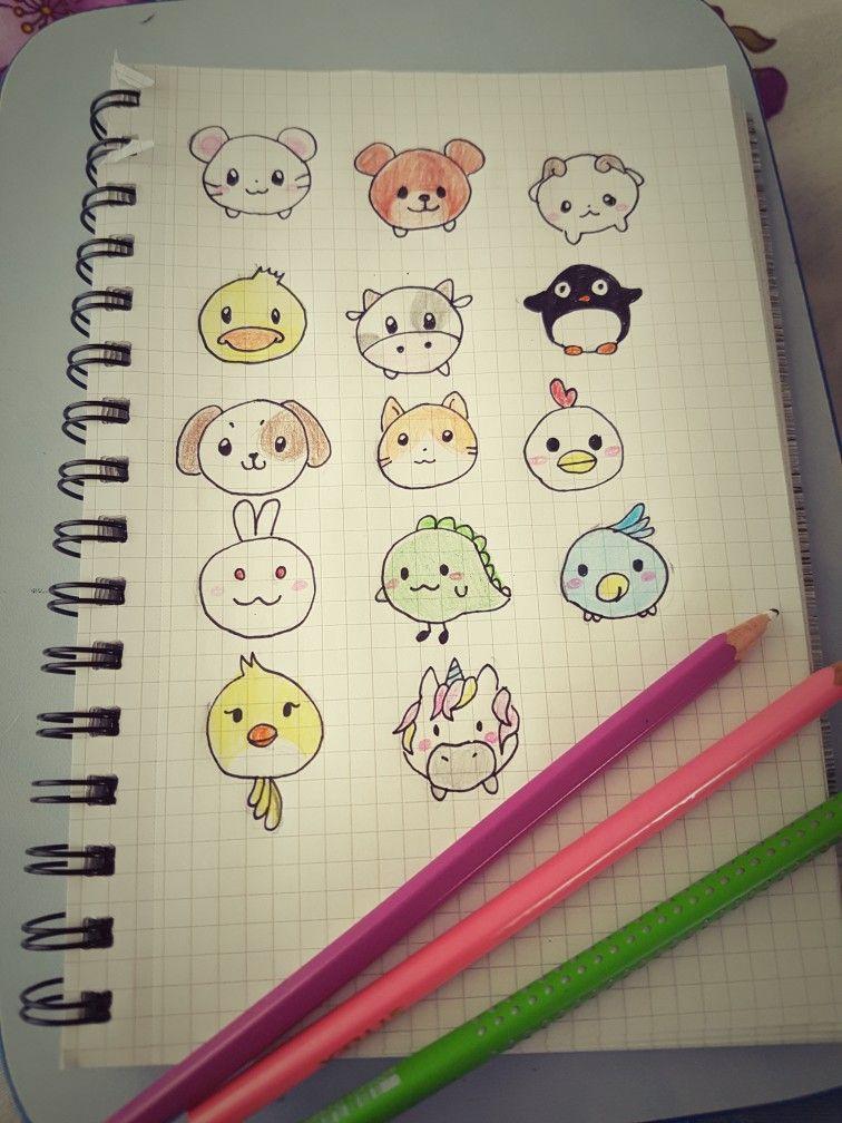 Cute kawaii animals <3