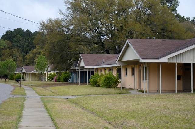 Image Result For 1950s Military Base Houses Military Housing Port Royal Renovations